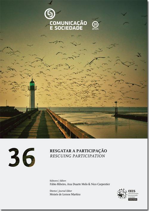 Ver Vol. 36 (2019): Resgatar a participação