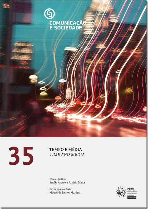 Ver Vol. 35 (2019): Tempo e média