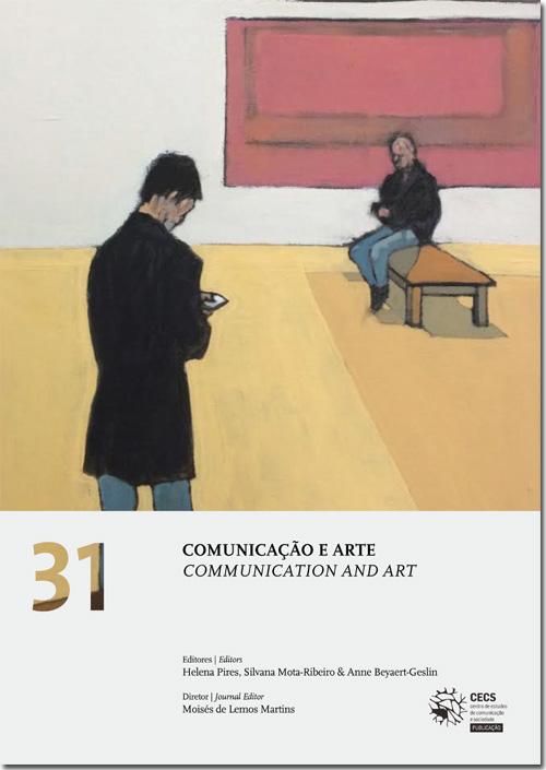 Ver Vol. 31 (2017): Comunicação e Arte