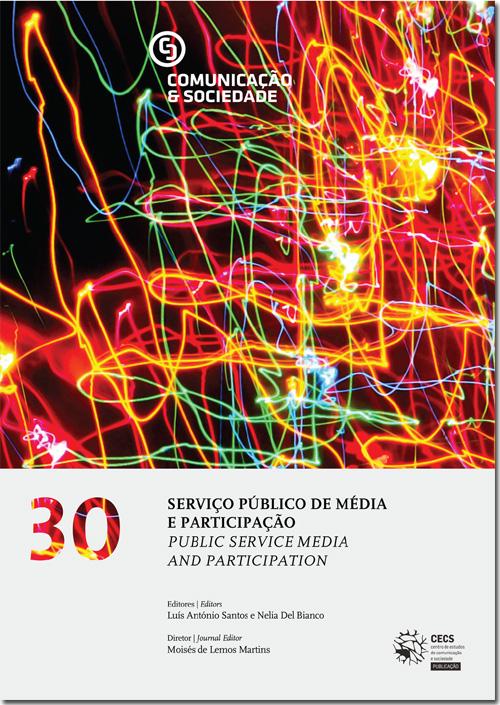 Ver Vol. 30 (2016): Serviço público de média e participação