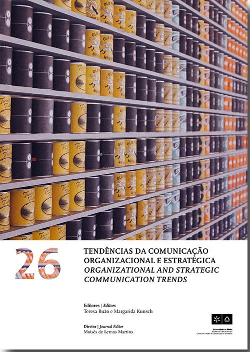 Ver Vol. 26 (2014): Tendências da Comunicação Organizacional e Estratégica