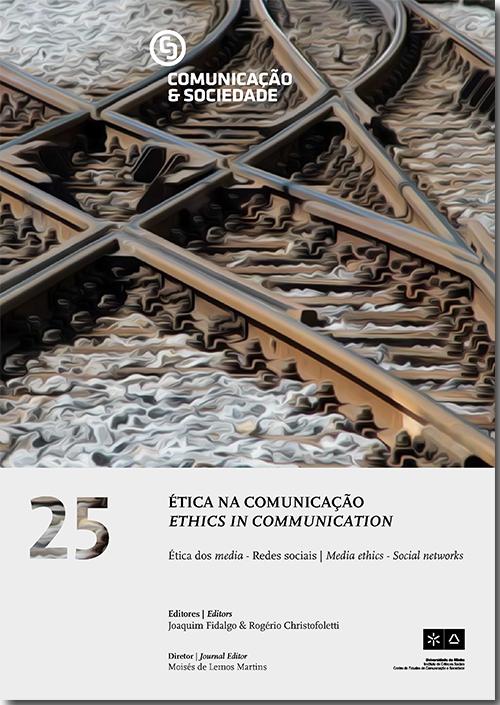 Ver Vol. 25 (2014): Ética na Comunicação