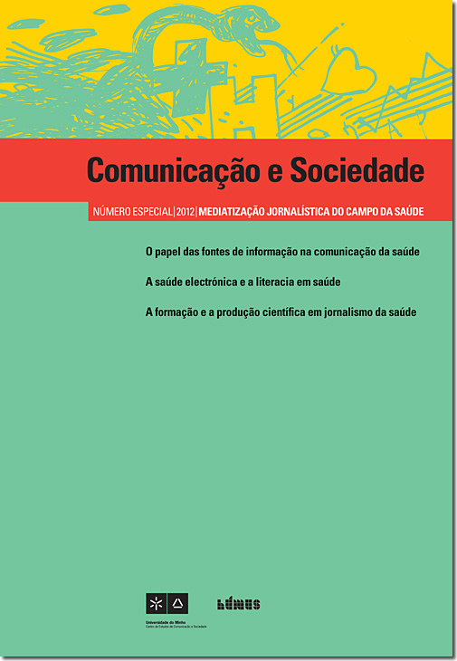 Ver 2012: Mediatização Jornalística do Campo da Saúde