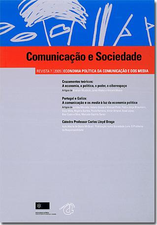 Ver Vol. 7 (2005): Economia Política da Comunicação e dos Media