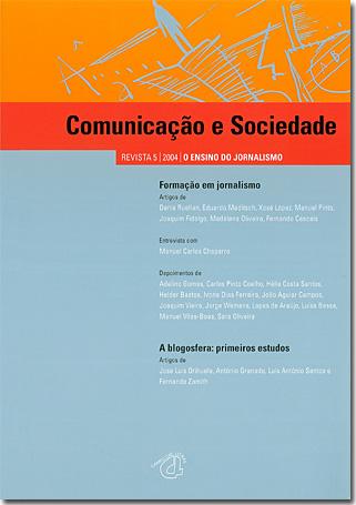 Ver Vol. 5 (2004): O Ensino do Jornalismo