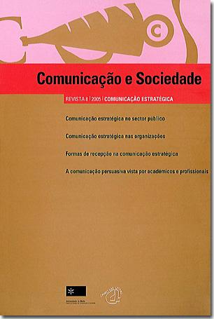 Ver Vol. 8 (2005): Comunicação Estratégica