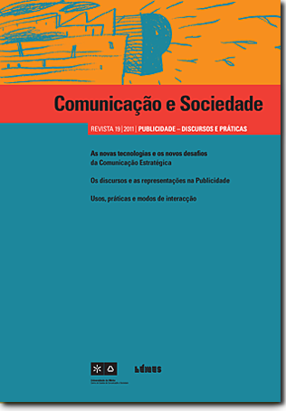 Ver Vol. 19 (2011): Publicidade - Discursos e Práticas